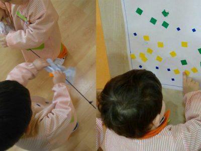 Imaginación para ejercitar la coordinación ojo-mano