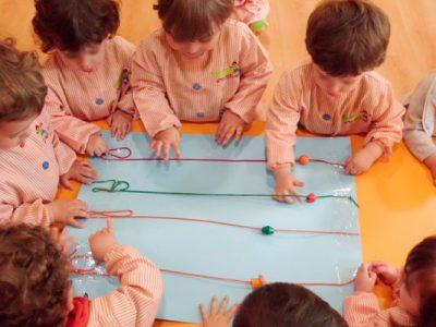 Creamos material educativo para mejorar la habilidad en el trazo