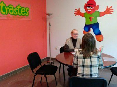 Si eres educadora infantil y hablas inglés, te estamos buscando