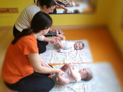 Actividades en los tres cursos para que participen mamá o papá