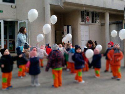 Celebramos el Día Escolar de la Paz