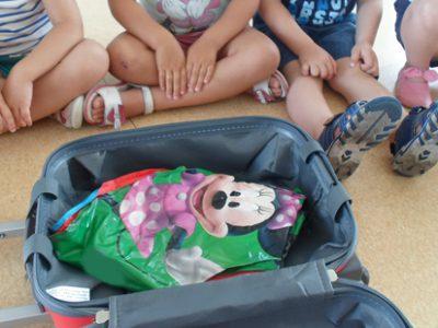 La maleta llena de actividades, también en verano