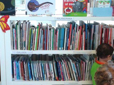 ¡Cuánto nos gustaría ir a la biblioteca!